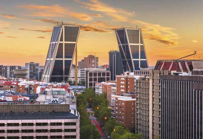 Gestting Spain work visa