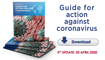 Guide for action against coronavirus