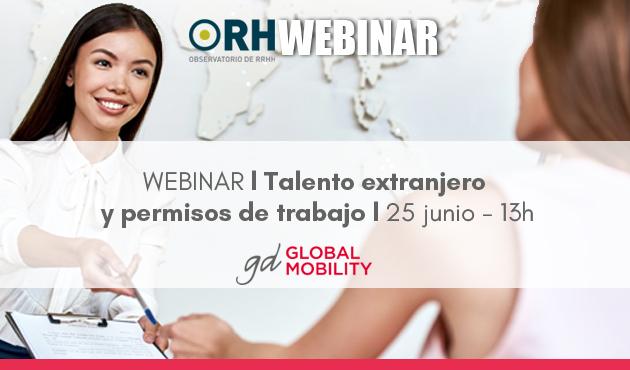 Webinar Permisos de Trabajo y Talento extranjero