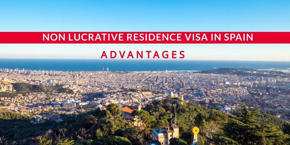 Non Lucrative Residence Visa in Spain