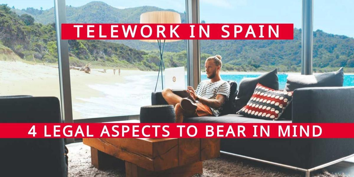 Work from home in Spain