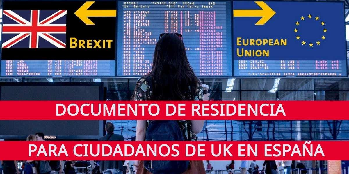 Documentos de residencia de ciudadanos UK tras el Brexit