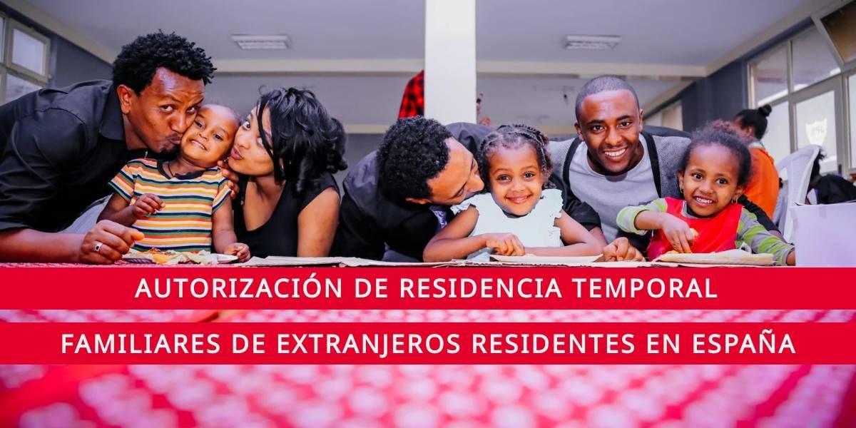 Reagrupación familiar en España: autorización de residencia