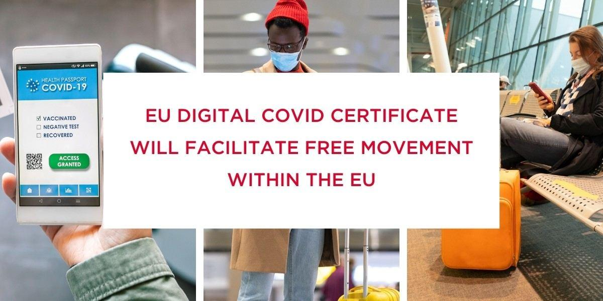 EU Digital COVID Certificate: What do you need to know for traveling?