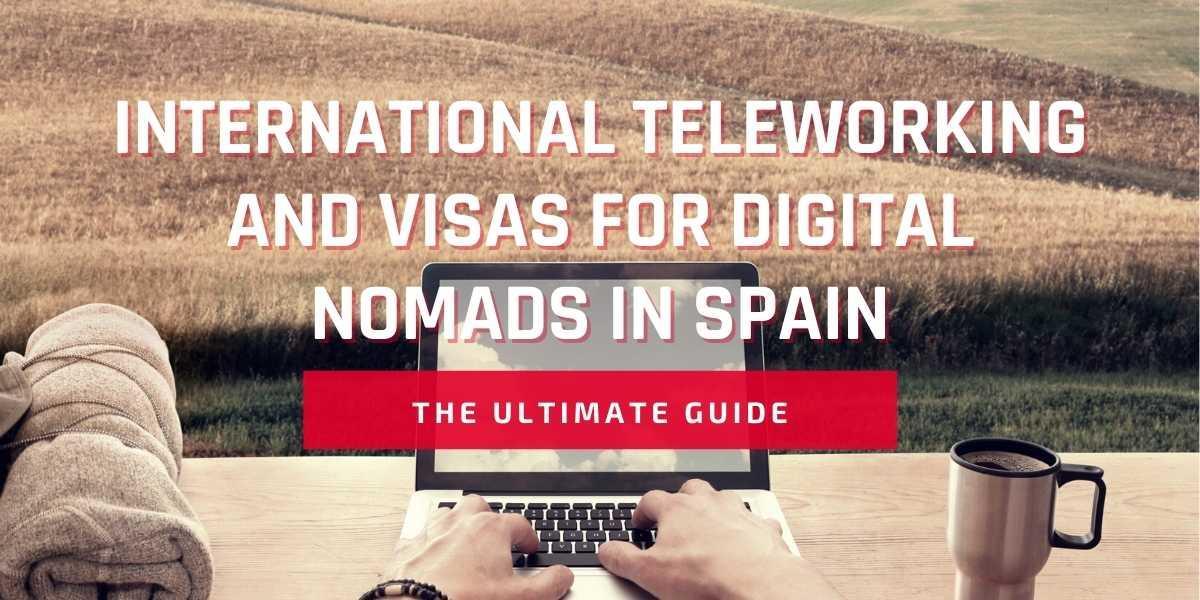 International teleworking and visas for digital nomads