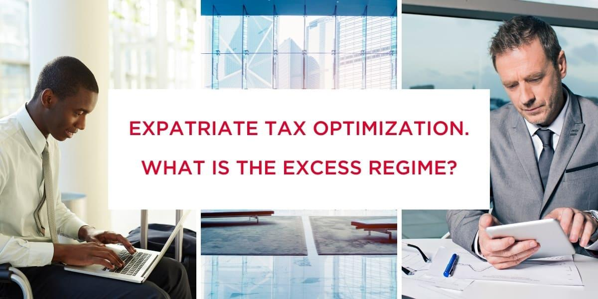Application of the Regime of Exempt Excess for Personal Income Tax