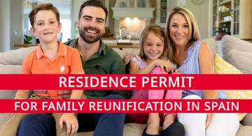 Family reunification in Spain