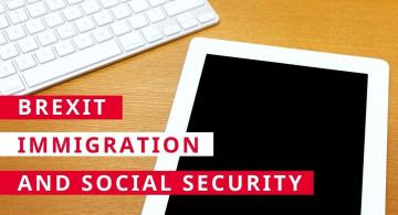The Brexit Agreement Continues Social Security Coordination