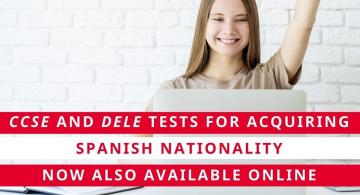 Online Tests to Obtain Spanish Nationality
