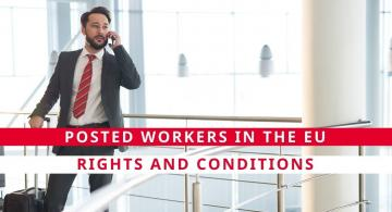 Posted Workers in the European Union: Concepts and Keys